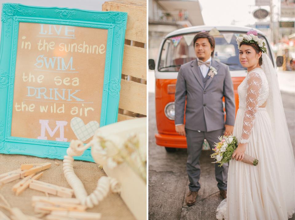 marlon and mildred bohemian wedding cebu weddings cebu wedding stylist cebu bohemian weddings garden wedding 11