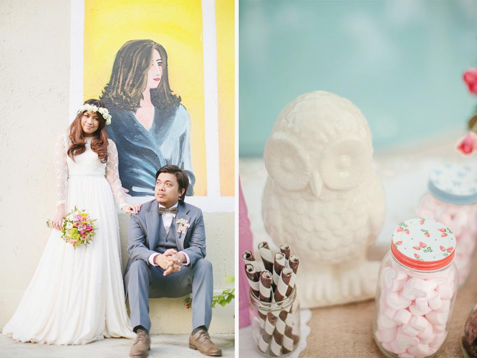 marlon and mildred bohemian wedding cebu weddings cebu wedding stylist cebu bohemian weddings garden wedding 22