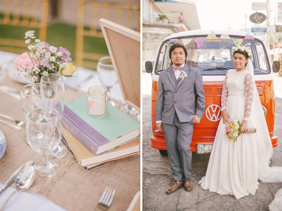 marlon and mildred bohemian wedding cebu weddings cebu wedding stylist cebu bohemian weddings garden wedding 13