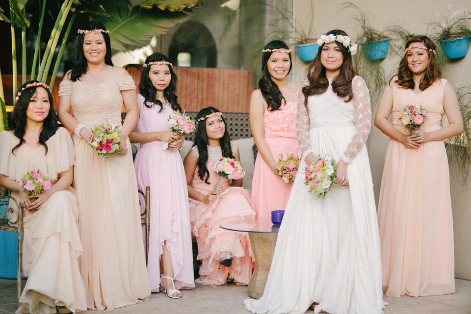 marlon and mildred bohemian wedding cebu weddings cebu wedding stylist cebu bohemian weddings garden wedding 06