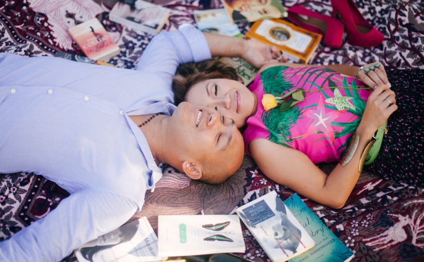 An Afternoon Picnic: Donald & Marian EngagementSession