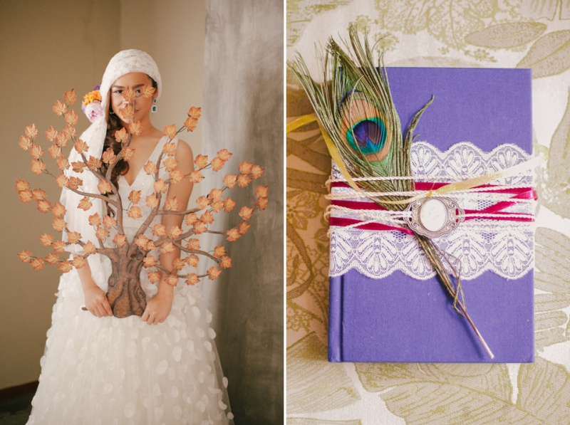 cuckoo cloud concepts harry and gizelle cebu wedding stylist wedding styling bohemian peacock 11