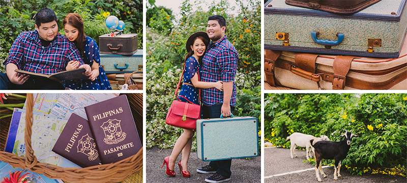 Jo and Jim Engagement Session Cuckoo Cloud Concepts Cebu Wedding Stylist Travel Theme Engagement Vintage 05