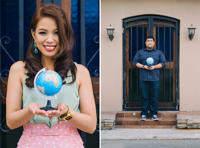 Jo and Jim Engagement Session Cuckoo Cloud Concepts Cebu Wedding Stylist Travel Theme Engagement Vintage 30