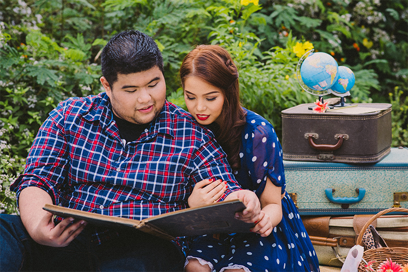 Jo and Jim Engagement Session Cuckoo Cloud Concepts Cebu Wedding Stylist Travel Theme Engagement Vintage 04