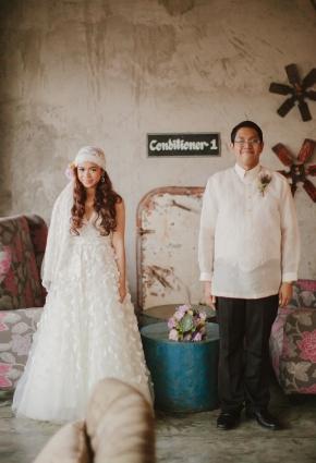 cuckoo cloud concepts harry and gizelle bohemian wedding cebu wedding stylist peacock wedding