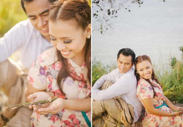 cuckoo cloud concepts christian & sheila engagement session cebu wedding stylist photo shoot stylist field by the sea 02