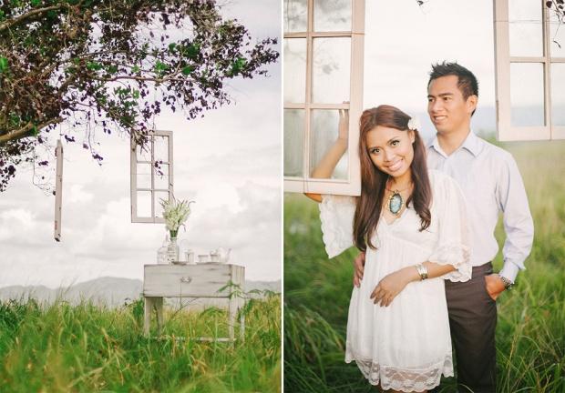 cuckoo cloud concepts christian & sheila engagement session cebu wedding stylist photo shoot stylist field by the sea 14