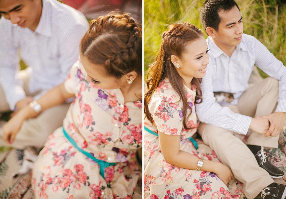 cuckoo cloud concepts christian & sheila engagement session cebu wedding stylist photo shoot stylist field by the sea 19