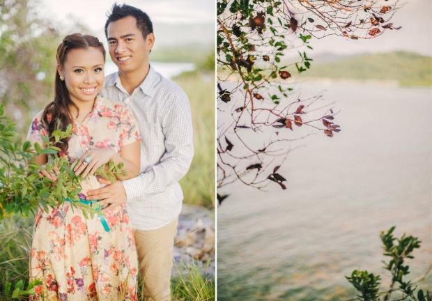 cuckoo cloud concepts christian & sheila engagement session cebu wedding stylist photo shoot stylist field by the sea 20