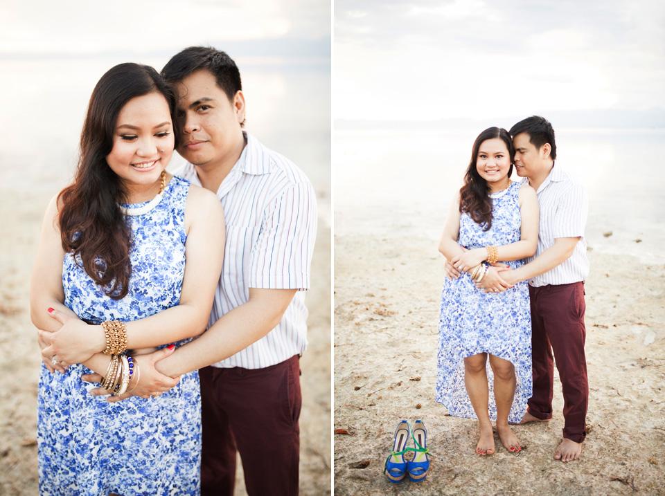 cuckoo cloud concepts evahn and giselle anniversary session cebu wedding stylist beach grass maroon blue 12