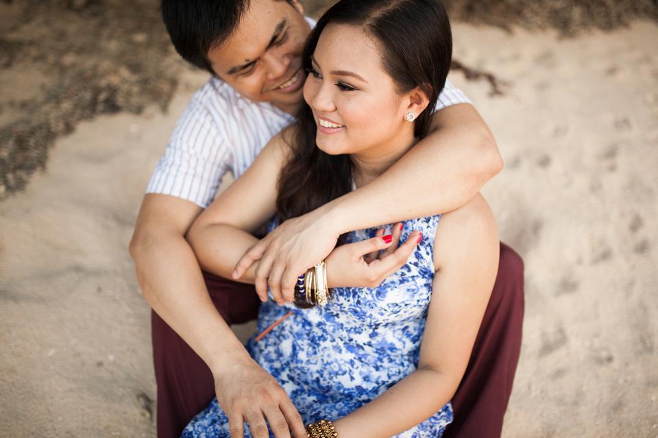 cuckoo cloud concepts evahn and giselle anniversary session cebu wedding stylist beach grass maroon blue 09