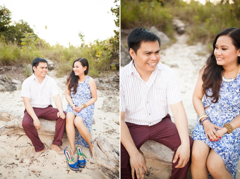cuckoo cloud concepts evahn and giselle anniversary session cebu wedding stylist beach grass maroon blue 05