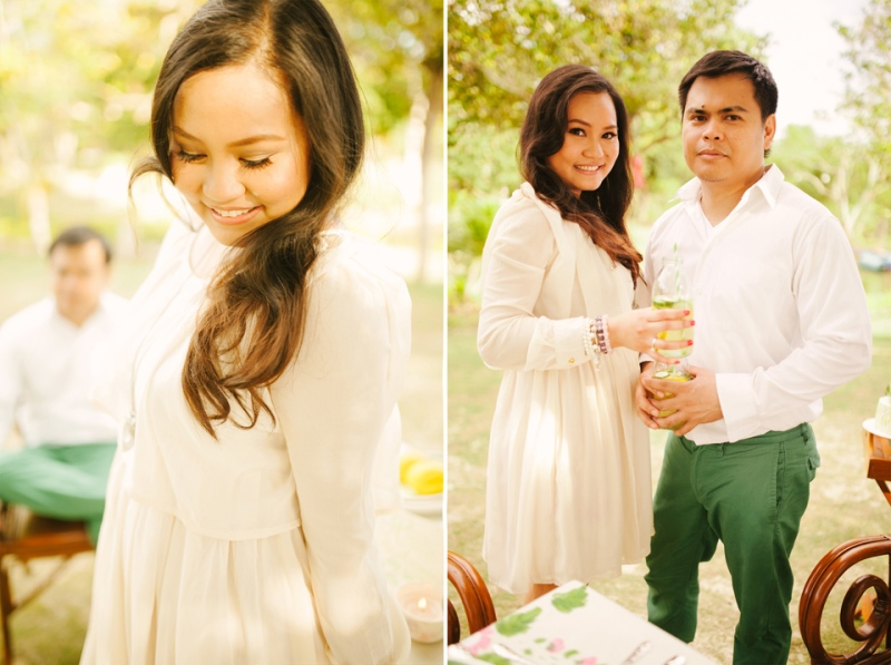 cuckoo cloud concepts evahn and giselle anniversary shoot cebu wedding stylist yellow green 05