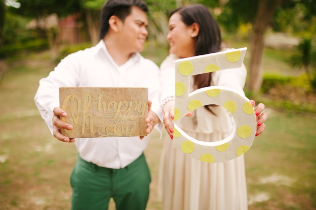 cuckoo cloud concepts evahn and giselle anniversary shoot cebu wedding stylist yellow green 13