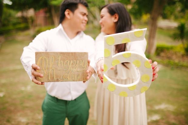 cuckoo cloud concepts evahn and giselle anniversary shoot cebu wedding stylist yellow green 13