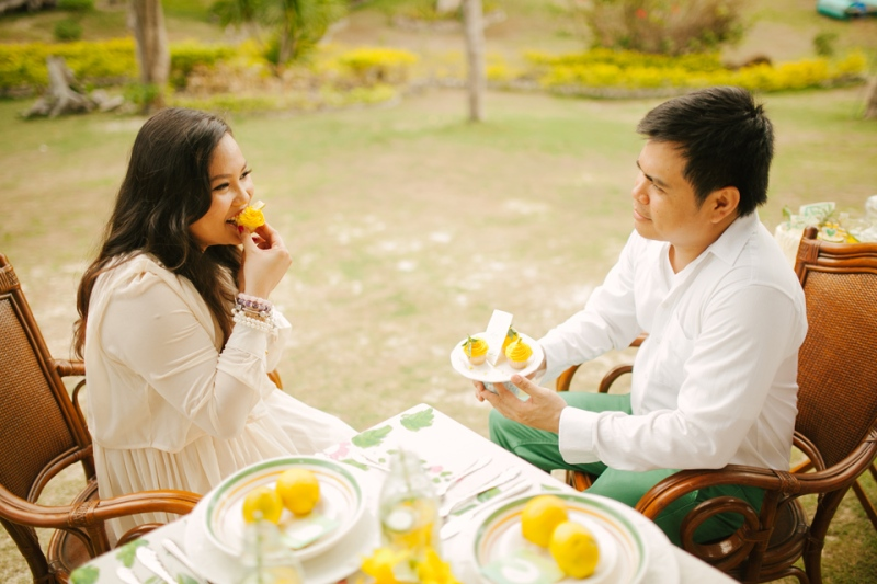 cuckoo cloud concepts evahn and giselle anniversary shoot cebu wedding stylist yellow green 07