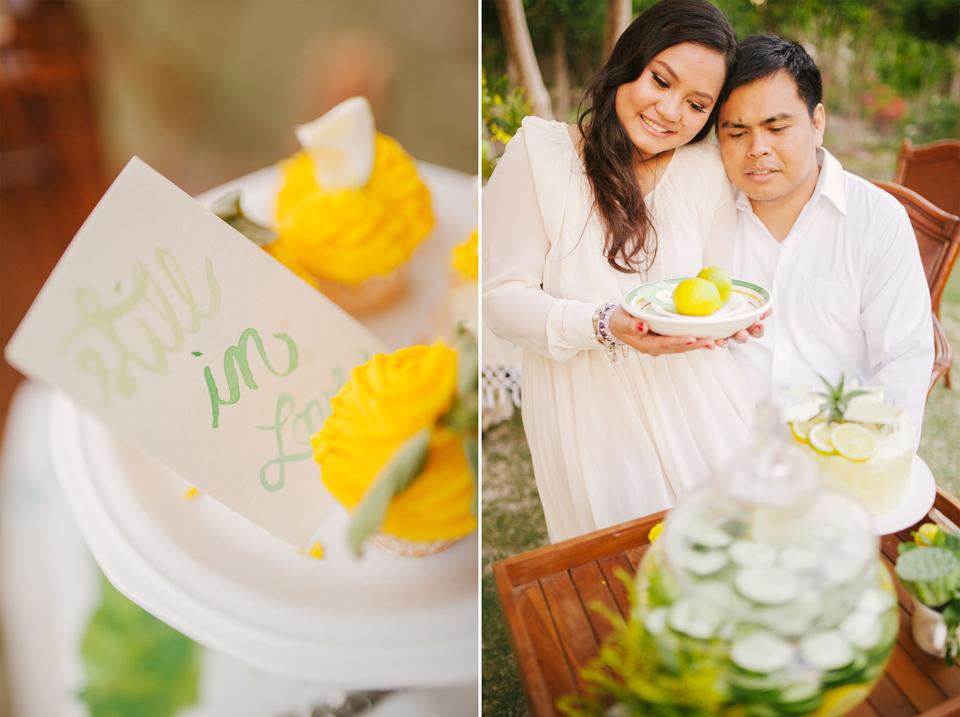 cuckoo cloud concepts evahn and giselle anniversary shoot cebu wedding stylist yellow green 09