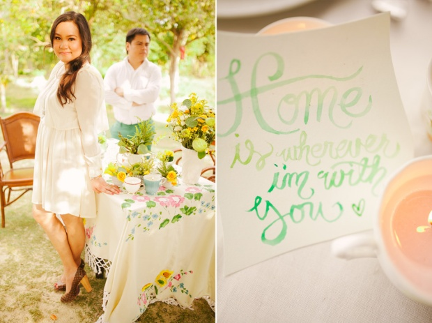 cuckoo cloud concepts evahn and giselle anniversary shoot cebu wedding stylist yellow green 03