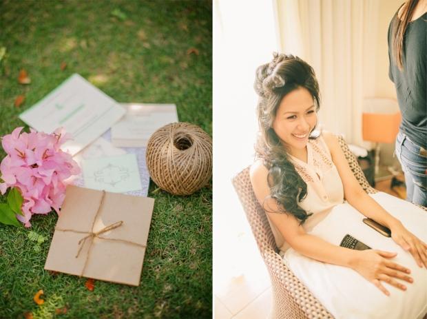 cuckoo cloud concepts shea and cheeky rustic chic cebu wedding stylist beach wedding peach and green 07
