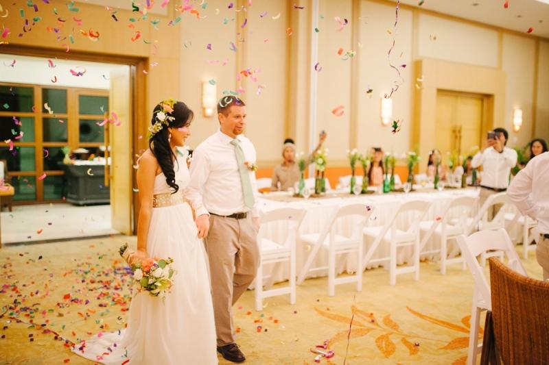 cuckoo cloud concepts shea and cheeky rustic chic cebu wedding stylist beach wedding peach and green 23
