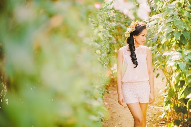 cuckoo cloud concepts shea and cheeky rustic chic cebu wedding stylist beach wedding peach and green 04