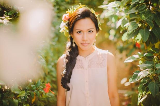 cuckoo cloud concepts shea and cheeky rustic chic cebu wedding stylist beach wedding peach and green 01