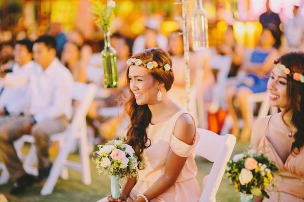 cuckoo cloud concepts shea and cheeky rustic chic cebu wedding stylist beach wedding peach and green 21