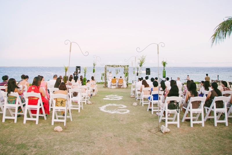 cuckoo cloud concepts shea and cheeky rustic chic cebu wedding stylist beach wedding peach and green 17