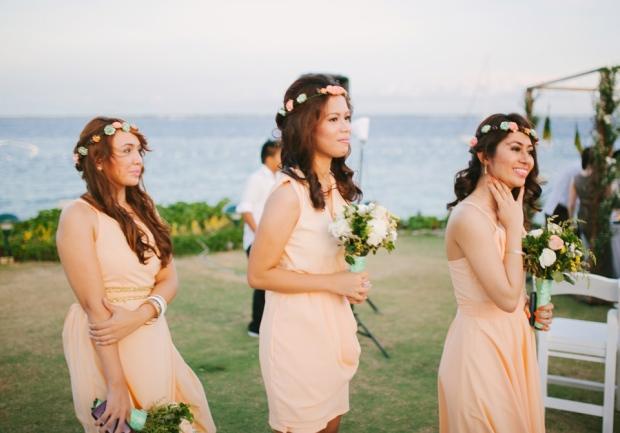 cuckoo cloud concepts shea and cheeky rustic chic cebu wedding stylist beach wedding peach and green 31