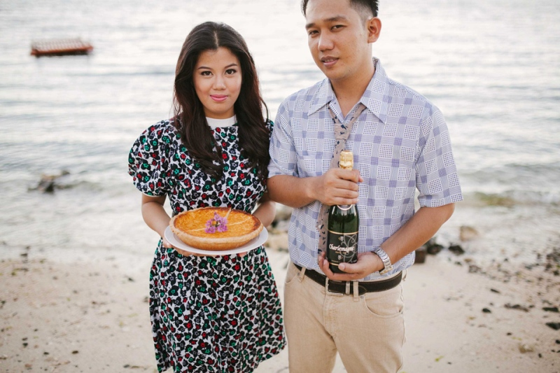 cuckoo cloud concepts ronald and katherine engagement session cebu wedding stylist photo shoot stylist nautical vintage beach picnic 20