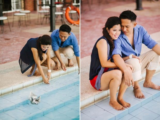 cuckoo cloud concepts ronald and katherine engagement session cebu wedding stylist photo shoot stylist nautical vintage beach picnic 10