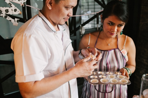 cuckoo cloud concepts drazen and majie engagement session cebu wedding stylist kitchen baking prenup the chillage 14