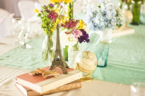 cuckoo cloud concepts paul and lyris cebu wedding stylist travel themed wedding turquoise and purple 01