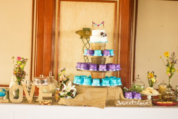 cuckoo cloud concepts paul and lyris cebu wedding stylist travel themed wedding turquoise and purple 21