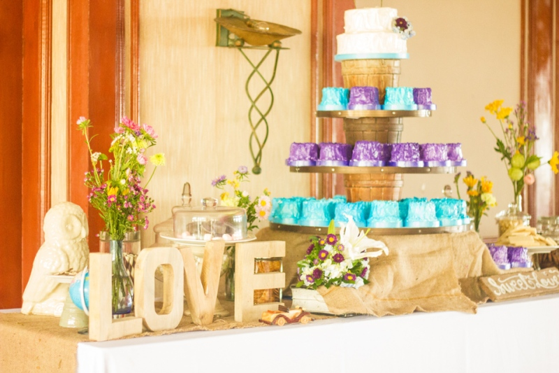 cuckoo cloud concepts paul and lyris cebu wedding stylist travel themed wedding turquoise and purple 20