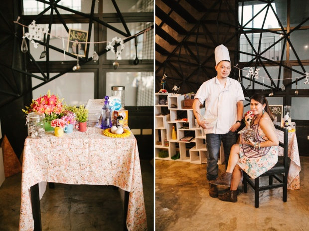 cuckoo cloud concepts drazen and majie engagement session cebu wedding stylist kitchen baking prenup the chillage 03