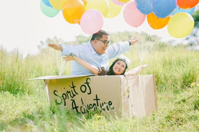cuckoo cloud concepts pierre and ivy engagement session up-themed prenup spirit of adventure carl and ellie cebu wedding stylist 06