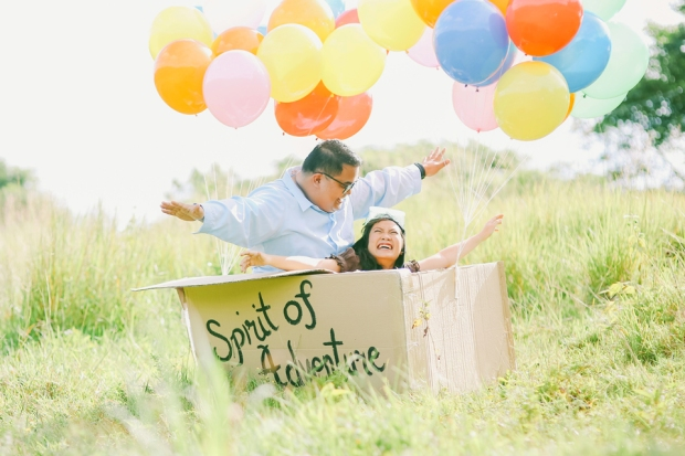 cuckoo cloud concepts pierre and ivy engagement session up-themed prenup spirit of adventure carl and ellie cebu wedding stylist 02