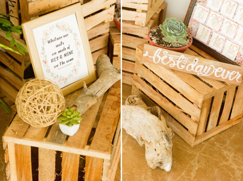 Rustic romance mark therinne wedding cuckoo cloud for Rustic concept