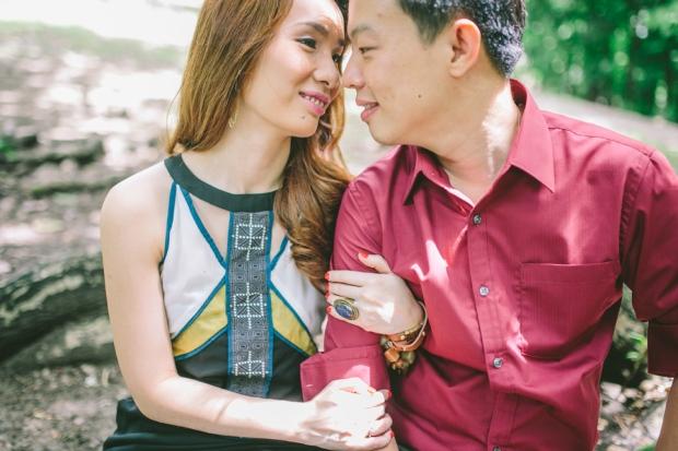 cuckoo cloud concepts mark and franz yellow golden retriever dog lovers engagement session cebu wedding stylist wardrobe styling 12