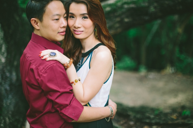 cuckoo cloud concepts mark and franz yellow golden retriever dog lovers engagement session cebu wedding stylist wardrobe styling 14