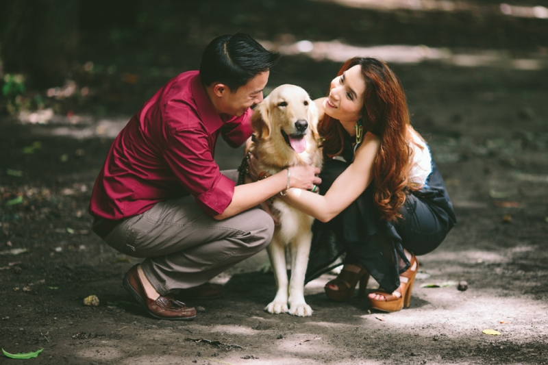 cuckoo cloud concepts mark and franz yellow golden retriever dog lovers engagement session cebu wedding stylist wardrobe styling 01