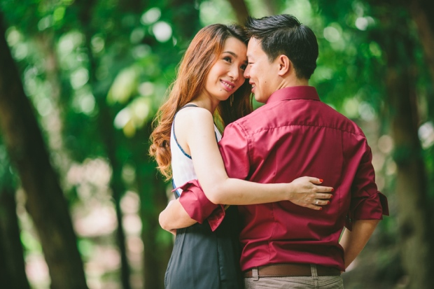 cuckoo cloud concepts mark and franz yellow golden retriever dog lovers engagement session cebu wedding stylist wardrobe styling 03
