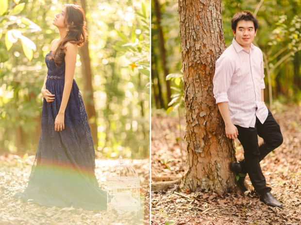 cuckoo cloud concepts andrew and iris engagement session enchanted forest whimsical woodland prenup cebu wedding stylist 08