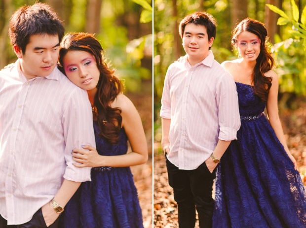 cuckoo cloud concepts andrew and iris engagement session enchanted forest whimsical woodland prenup cebu wedding stylist 07
