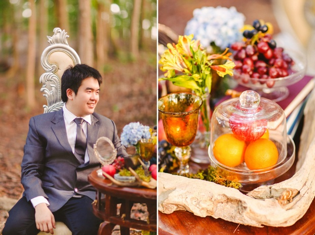 cuckoo cloud concepts andrew and iris engagement session enchanted forest whimsical woodland prenup cebu wedding stylist 18