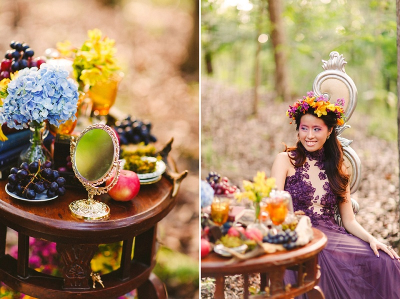 cuckoo cloud concepts andrew and iris engagement session enchanted forest whimsical woodland prenup cebu wedding stylist 17