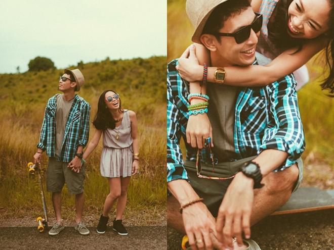 cuckoo cloud concepts junn and loura road trip hip laidback engagement session cebu wedding stylist_07