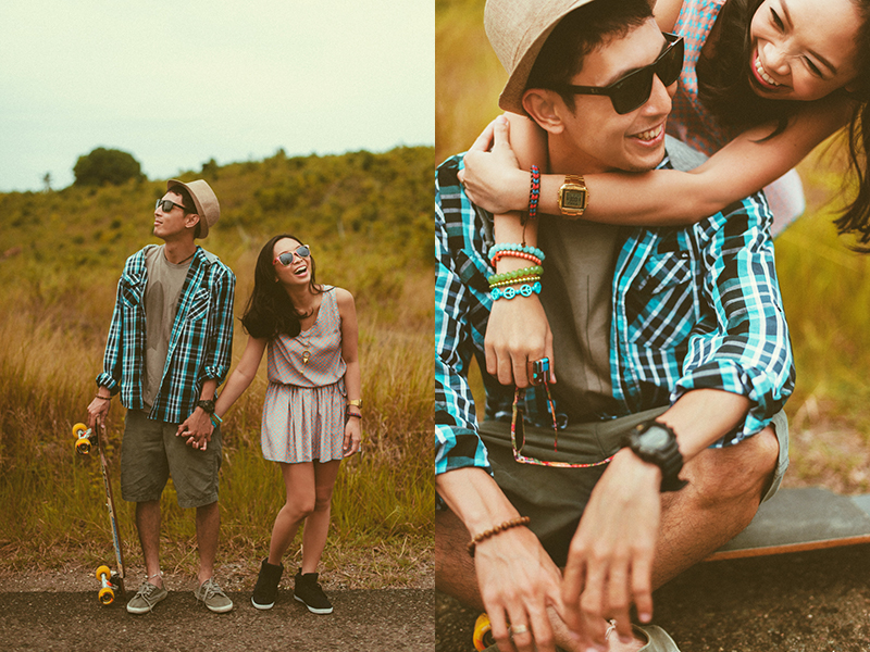 cuckoo cloud concepts junn and loura road trip hip laidback engagement session cebu wedding stylist_07